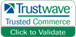 Trust Wave Trusted Commerce click to validate